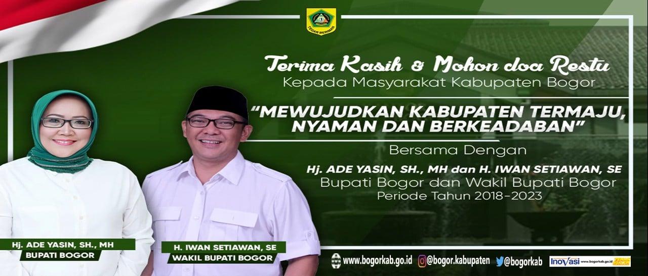 Pemerintah Kabupaten Bogor 235