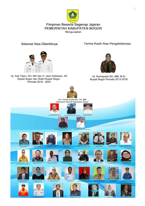 Pemerintah Kabupaten Bogor 233