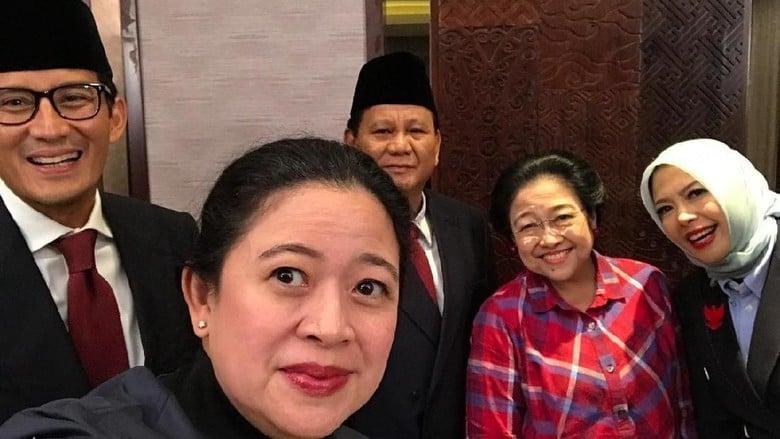Megawati Foto Bareng Prabowo 235