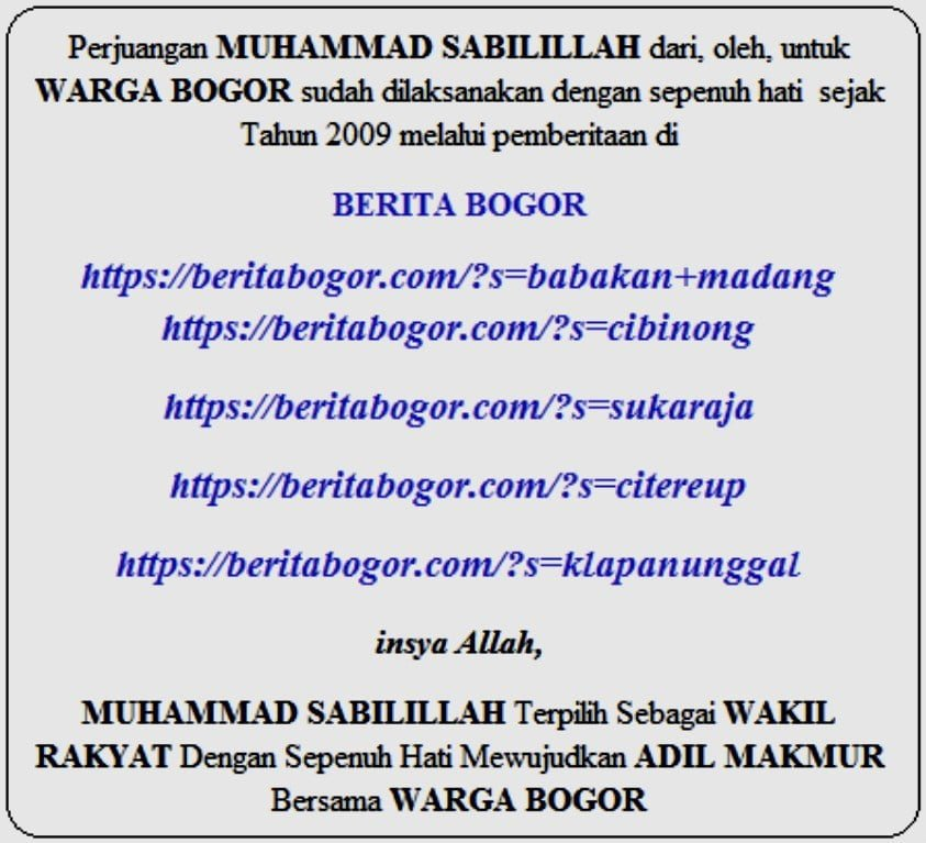 Muhammad Sabilillah 231