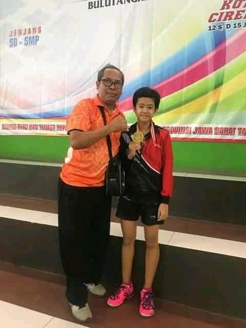 Atlet 02SN Kabupaten Bogor Raih Emas 237