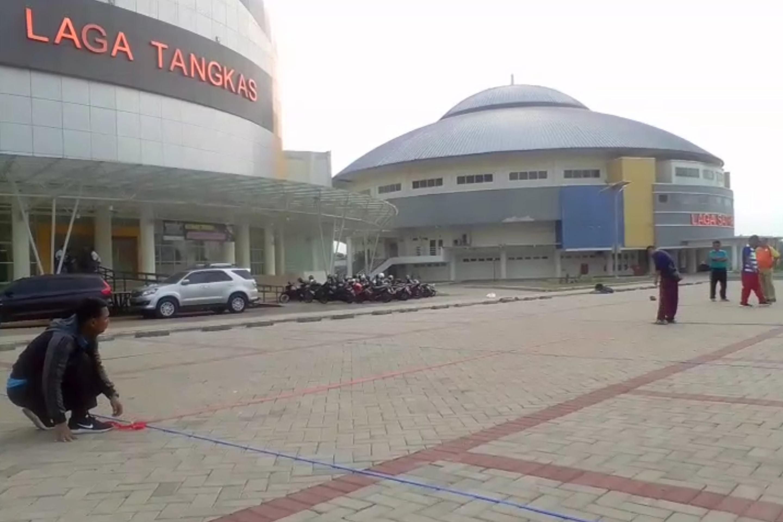Persiapan Arena Festival Olahraga Tradisional Tingkat Kabupaten Bogor 2019 235