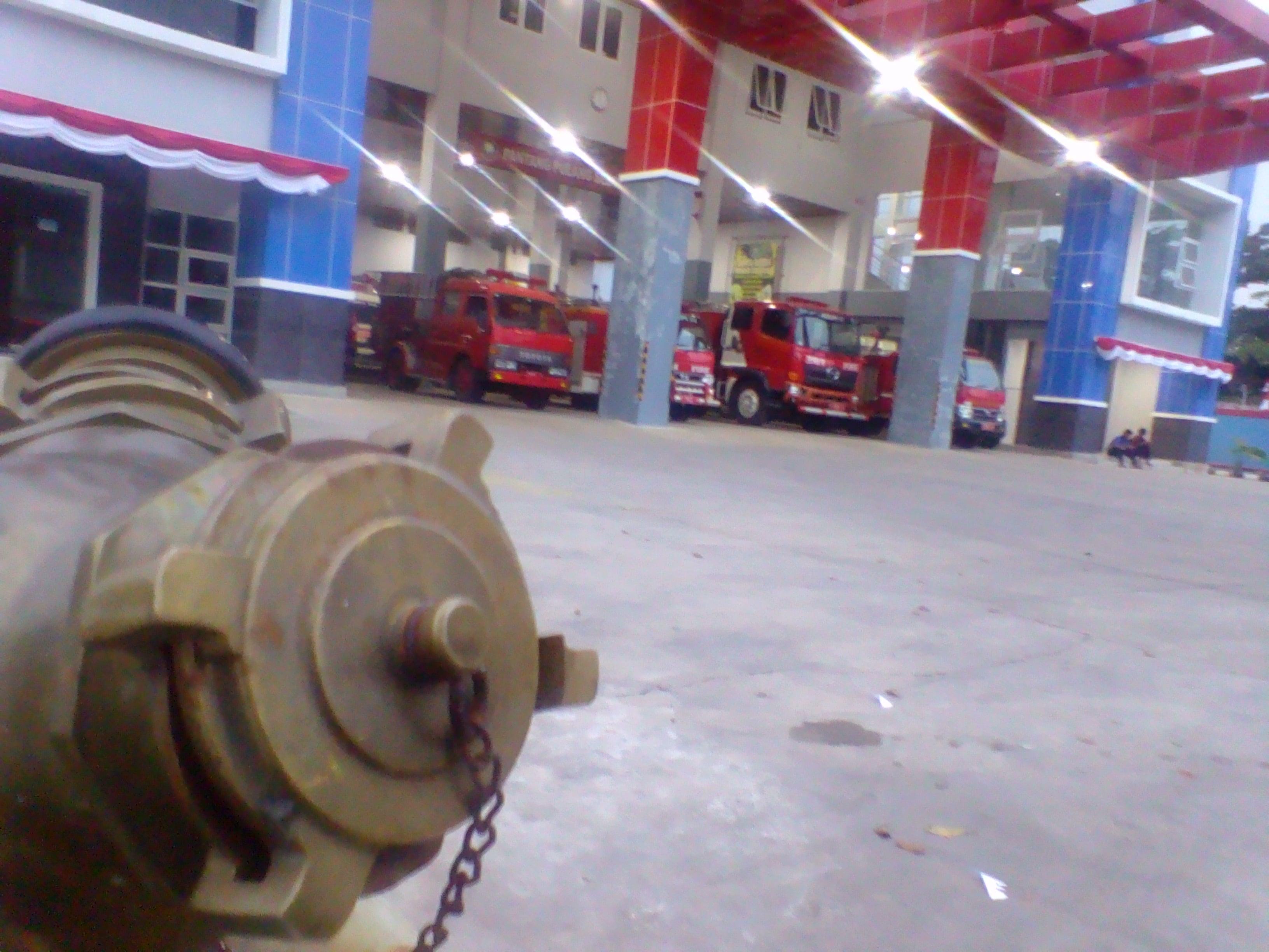 Bencana Kebakaran Dimusim Kemarau Meningkat 227