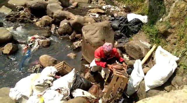 Pepeling Minta Kembalikan Fungsi Sungai 193