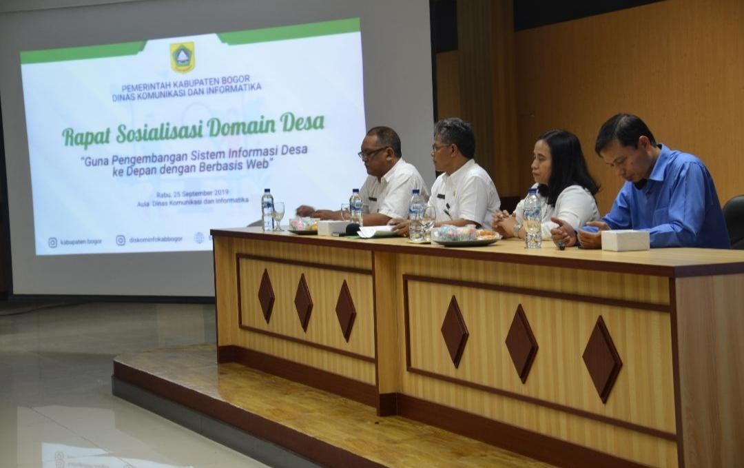 Antusias Ratusan Desa Daftarkan Domain Desa.id Menuju Pelayanan Publik Berbasis Teknologi
