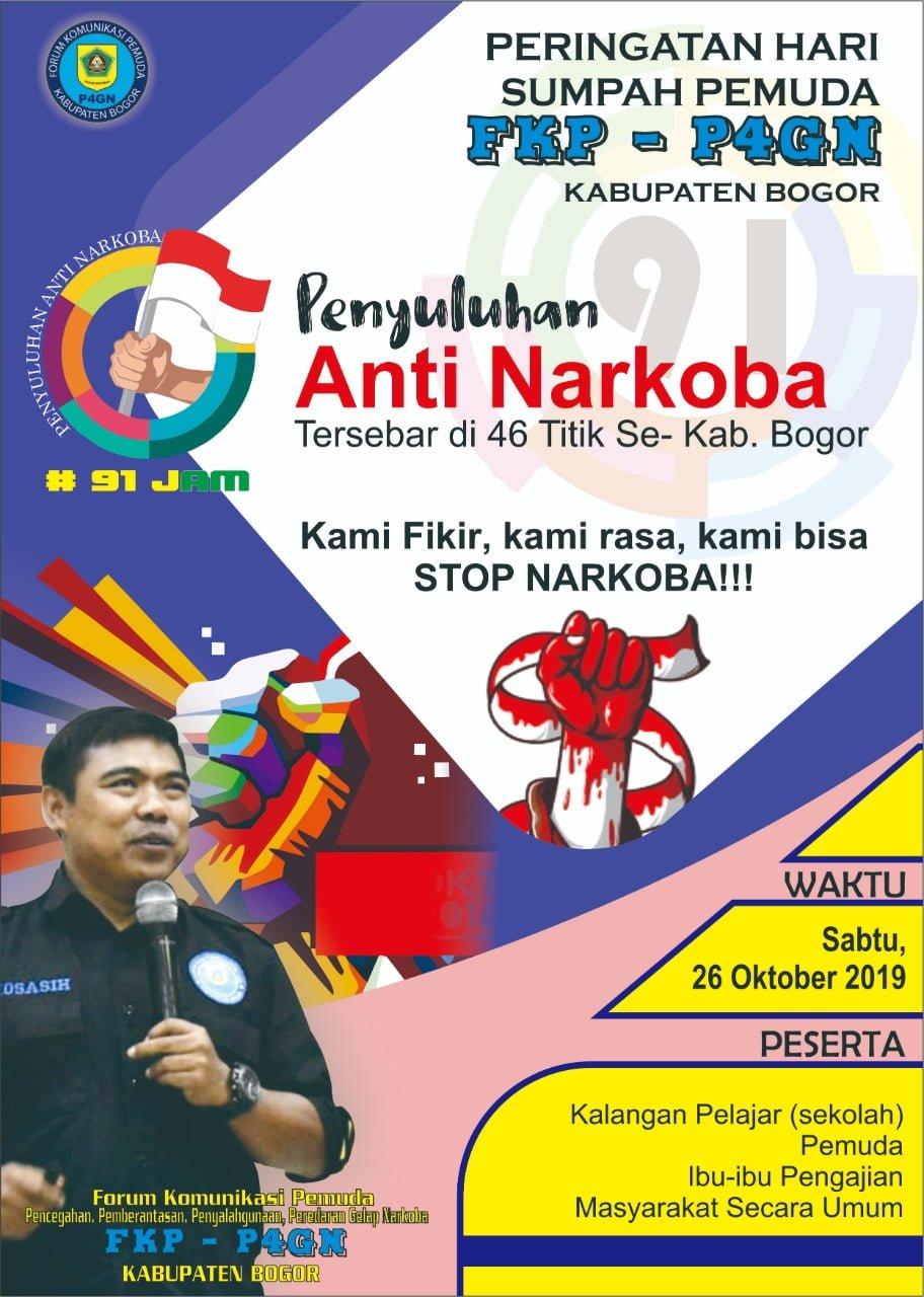 Penyuluhan Anti Narkoba 46 Titik Se Kabupaten Bogor Tahun 2019 211