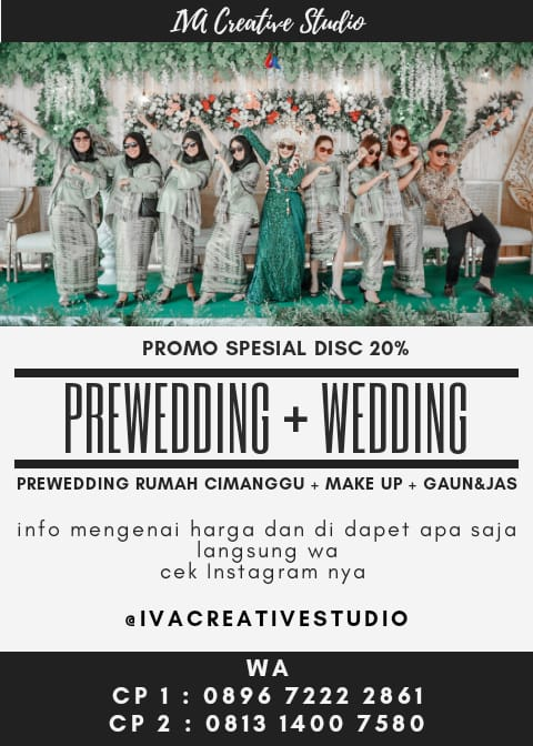 Promo Prewedding Dan Wedding 229