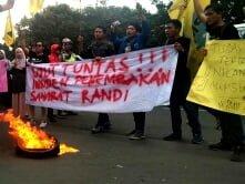 Aksi Solidaritas Mahasiswa PMII Bogor 235