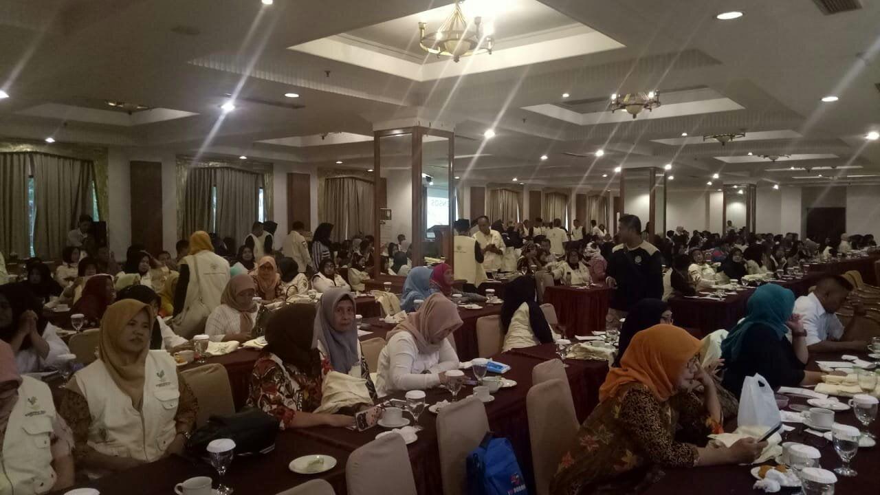 IPSM Tularkan Militansi Sosial Melalui Diklat 236