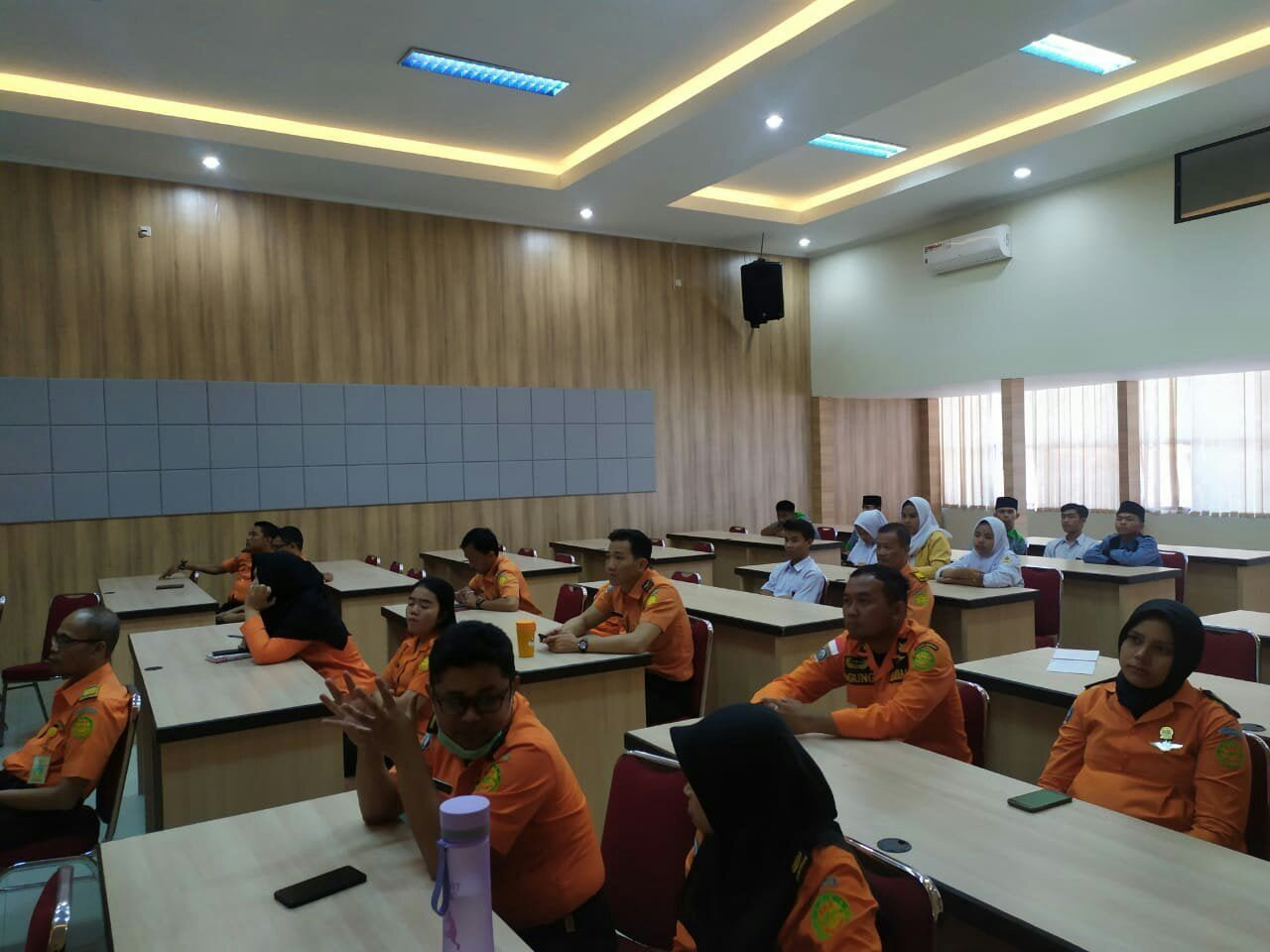 Kantor SAR Bandung Gelar Sosialisasi COVID 19 235
