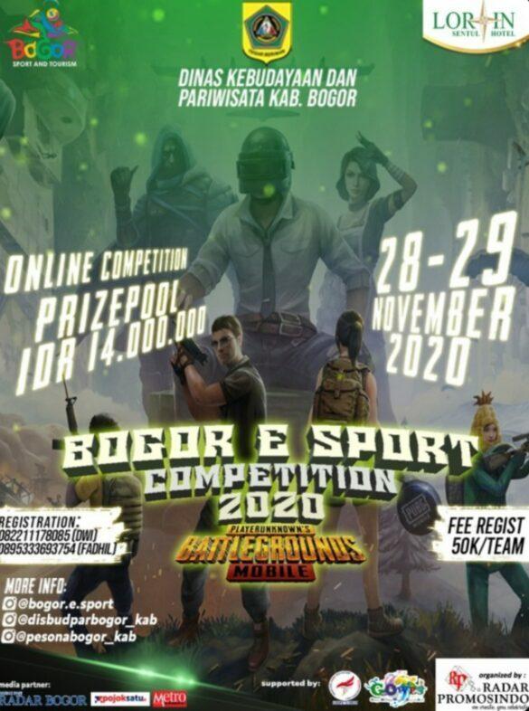 Pemerintah Kabupaten Bogor Gelar Bogor Esport Competition 2020 288
