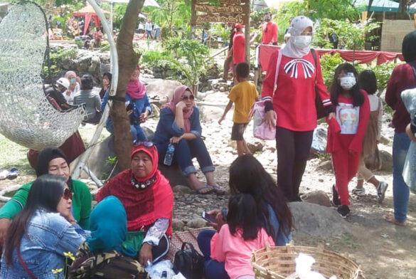 Kades Imbau Pengelola Wisata Terapkan PPKM Berujung Selisih Paham 262