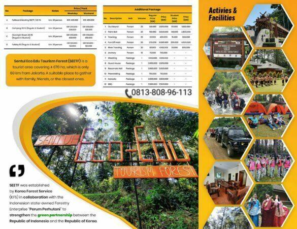 Eco-Edu Tourism Forest 250